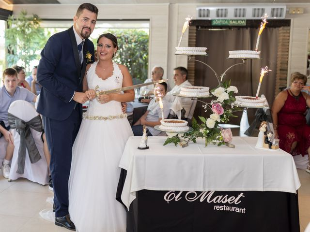 La boda de Ariadna y Jaume en Montbrio Del Camp, Tarragona 69