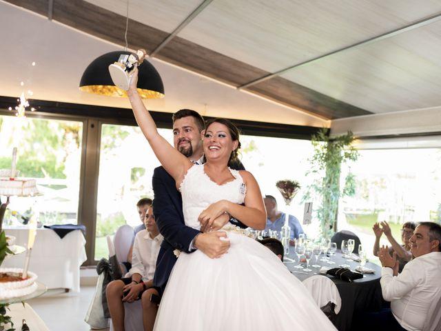 La boda de Ariadna y Jaume en Montbrio Del Camp, Tarragona 70