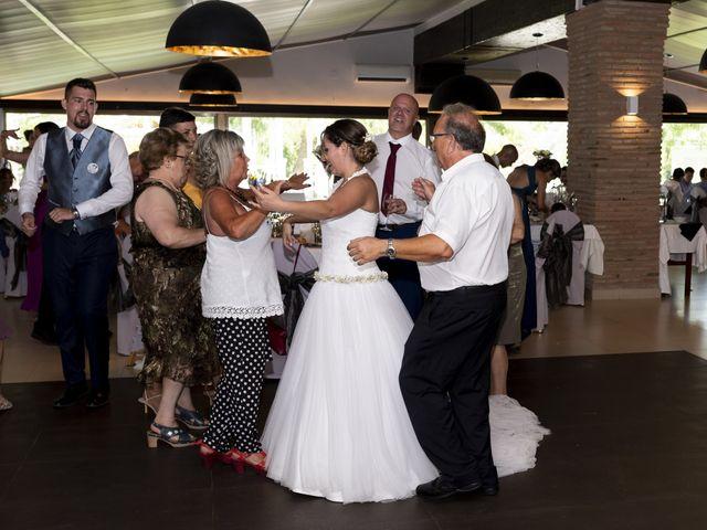 La boda de Ariadna y Jaume en Montbrio Del Camp, Tarragona 72