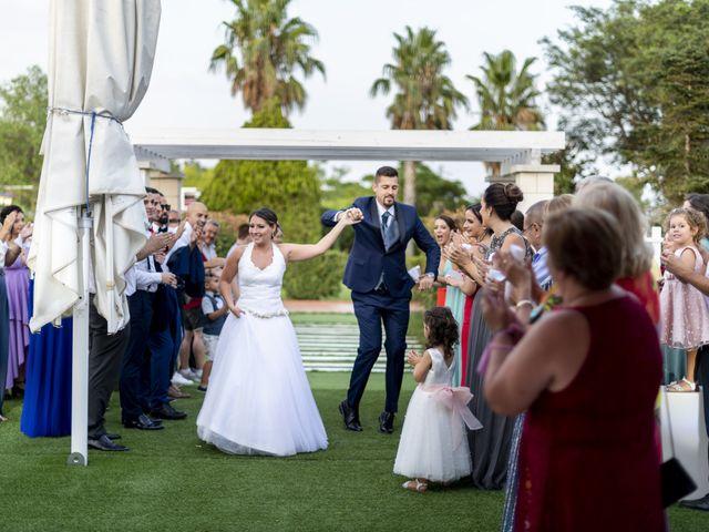 La boda de Ariadna y Jaume en Montbrio Del Camp, Tarragona 79