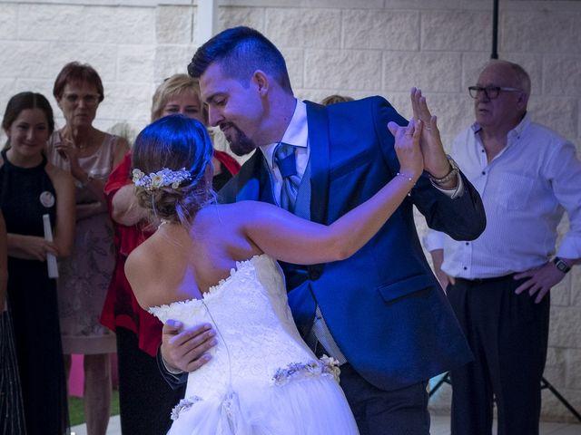 La boda de Ariadna y Jaume en Montbrio Del Camp, Tarragona 80