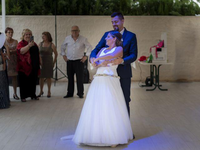 La boda de Ariadna y Jaume en Montbrio Del Camp, Tarragona 81
