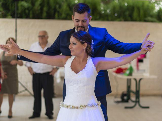 La boda de Ariadna y Jaume en Montbrio Del Camp, Tarragona 82