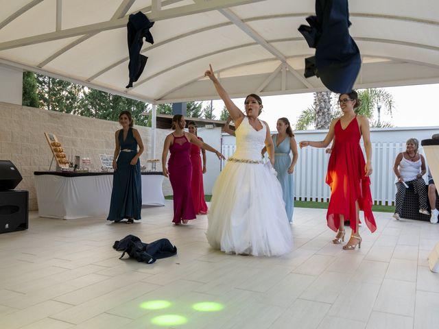 La boda de Ariadna y Jaume en Montbrio Del Camp, Tarragona 87