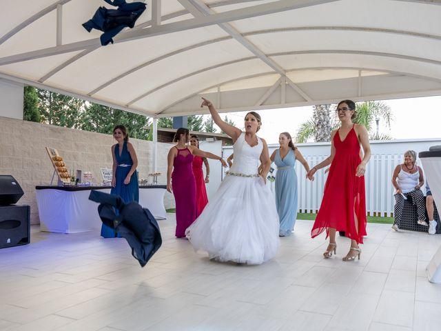 La boda de Ariadna y Jaume en Montbrio Del Camp, Tarragona 89