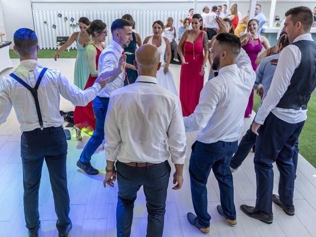 La boda de Ariadna y Jaume en Montbrio Del Camp, Tarragona 90