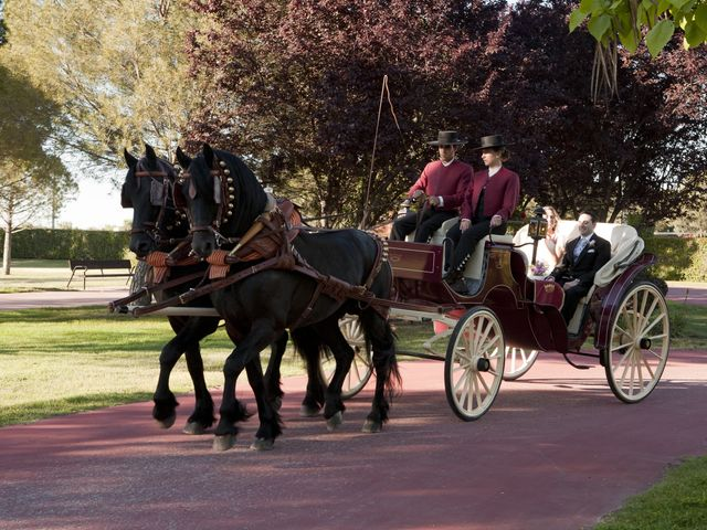 La boda de Silvia y Jose en Alcalá De Henares, Madrid 2