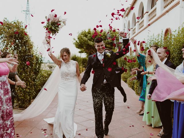 La boda de Victor y Marta en L' Ametlla Del Valles, Barcelona 16
