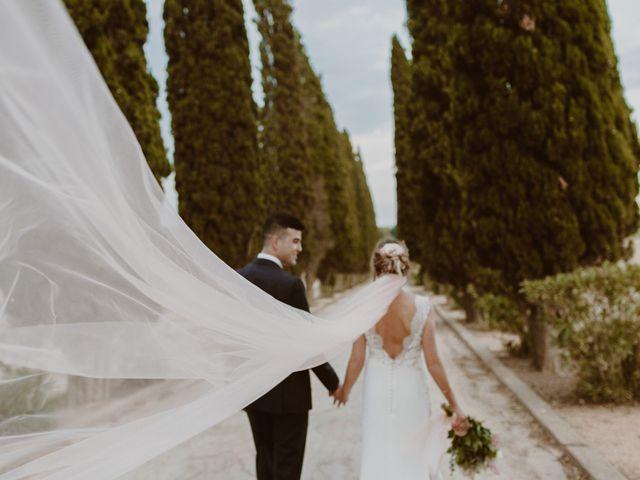 La boda de Victor y Marta en L' Ametlla Del Valles, Barcelona 18
