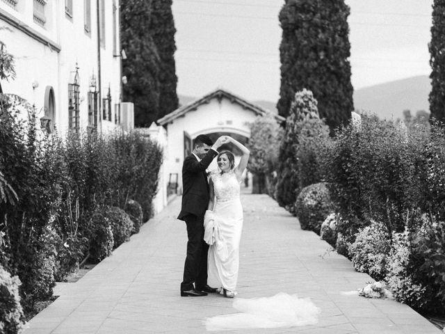 La boda de Victor y Marta en L' Ametlla Del Valles, Barcelona 34