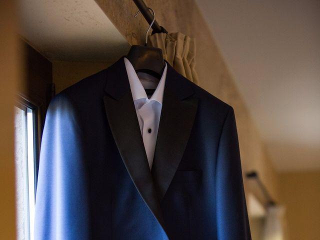 La boda de Esteve y Iris en Sant Ferriol, Girona 3