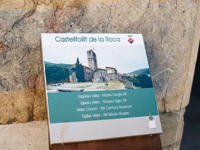 La boda de Esteve y Iris en Sant Ferriol, Girona 17