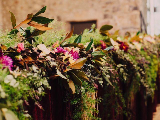 La boda de Esteve y Iris en Sant Ferriol, Girona 23
