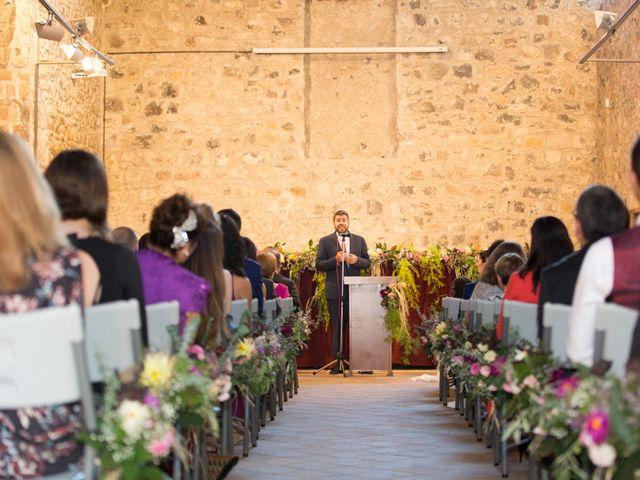 La boda de Esteve y Iris en Sant Ferriol, Girona 24