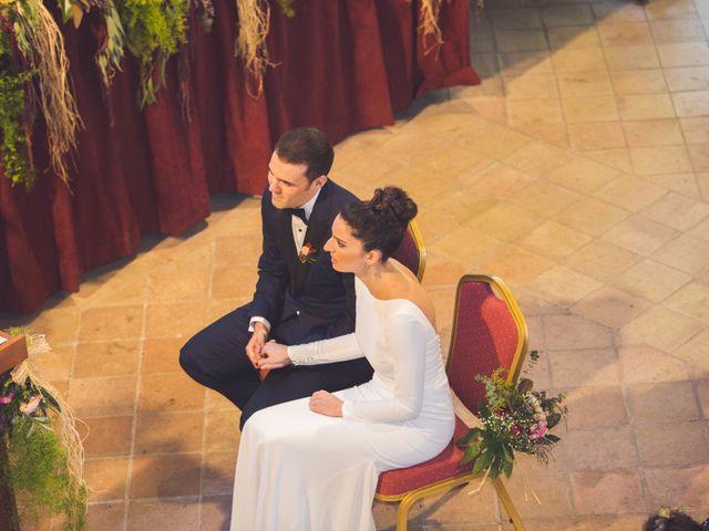 La boda de Esteve y Iris en Sant Ferriol, Girona 25