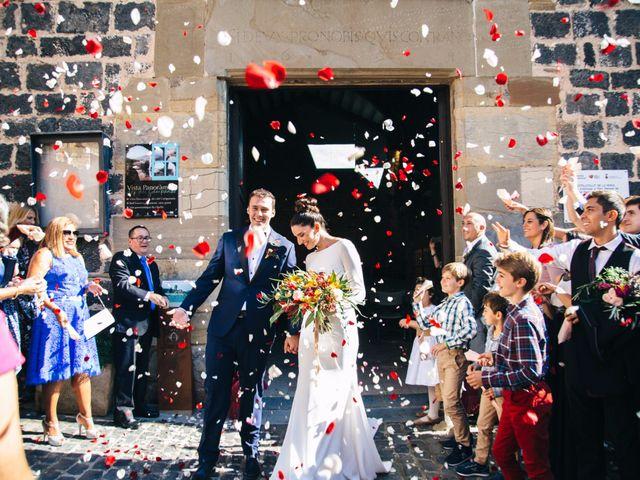 La boda de Esteve y Iris en Sant Ferriol, Girona 28