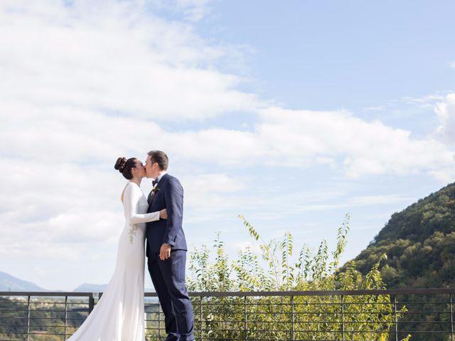 La boda de Esteve y Iris en Sant Ferriol, Girona 33