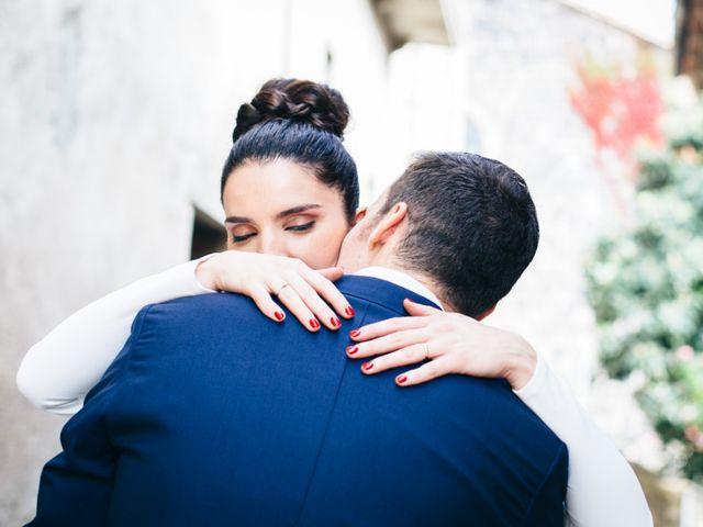 La boda de Esteve y Iris en Sant Ferriol, Girona 2
