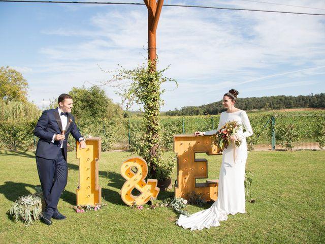 La boda de Esteve y Iris en Sant Ferriol, Girona 47