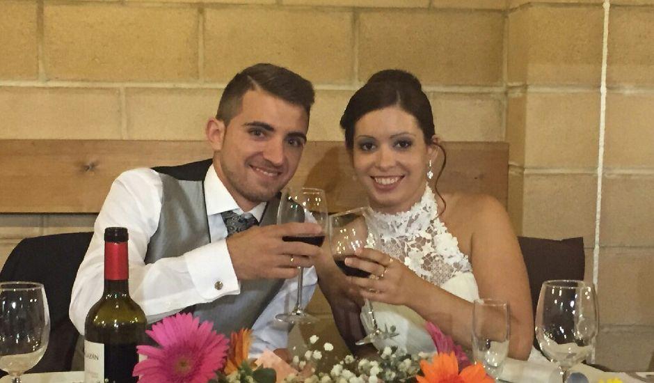 La boda de Julio y Lorena en Zaragoza, Zaragoza