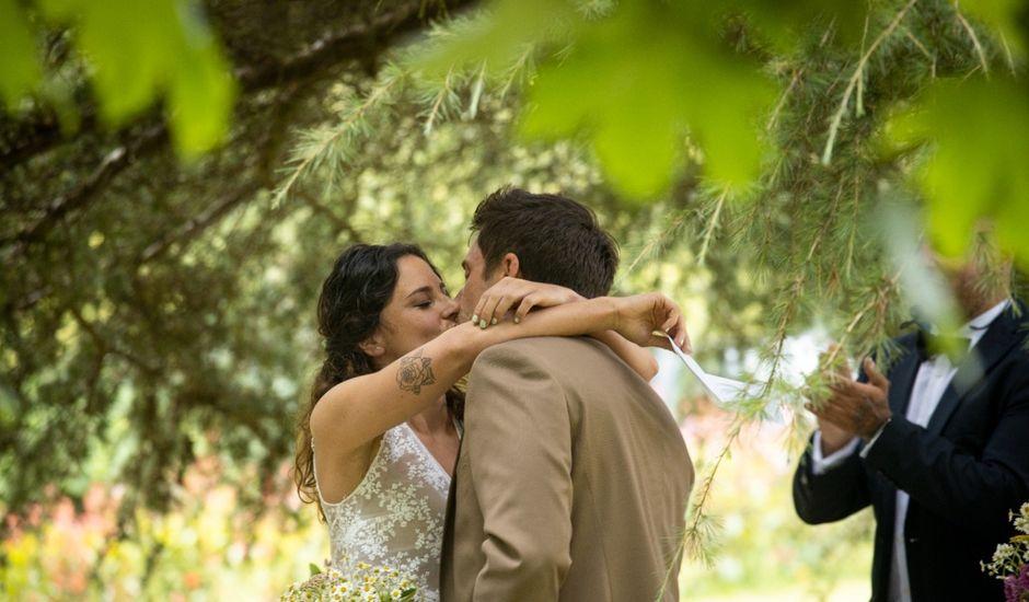 La boda de Juan y Angie en Lubre, A Coruña