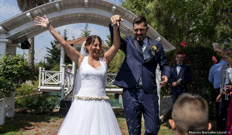 La boda de Ariadna y Jaume en Montbrio Del Camp, Tarragona