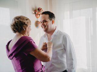 La boda de Melissa y Carles 2