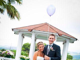 La boda de Satyan y Ingrid 1