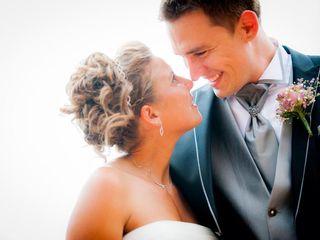 La boda de Satyan y Ingrid