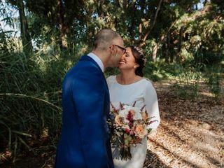 La boda de Bianca y Alberto