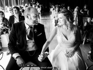 La boda de Penélope  y Txisko