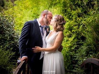 La boda de Penélope  y Txisko 2