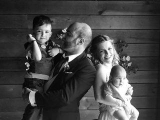 La boda de Penélope  y Txisko 3
