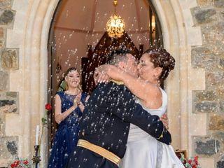 La boda de María José  y José María  1