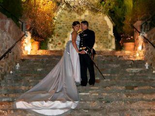 La boda de María José  y José María