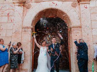 La boda de Gloria y Enrique