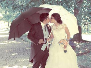 La boda de Jenny y Ismael