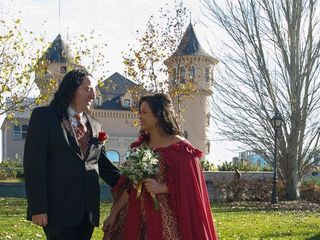 La boda de Monica  y Victor 2