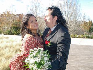 La boda de Monica  y Victor 3