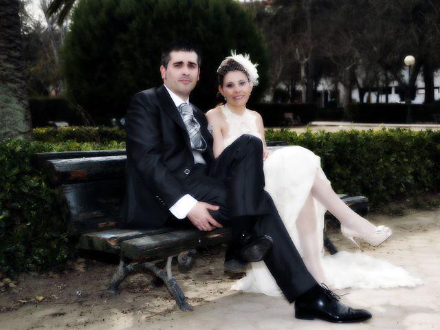 La boda de Mª Victoria y Alexis