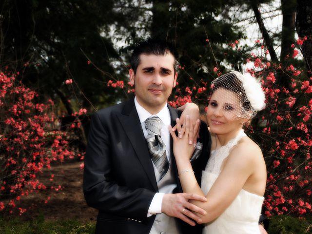 La boda de Alexis y Mª Victoria en Don Benito, Badajoz 1