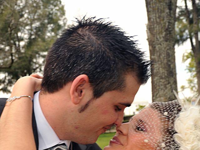 La boda de Alexis y Mª Victoria en Don Benito, Badajoz 12