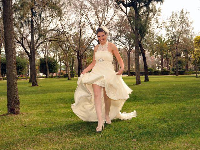 La boda de Alexis y Mª Victoria en Don Benito, Badajoz 13