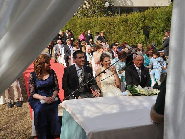 La boda de Alexis y Mª Victoria en Don Benito, Badajoz 21