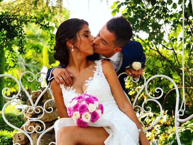 La boda de Neila y Ruben