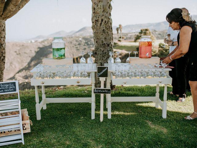 La boda de Daniel y Sara en Las Palmas De Gran Canaria, Las Palmas 36