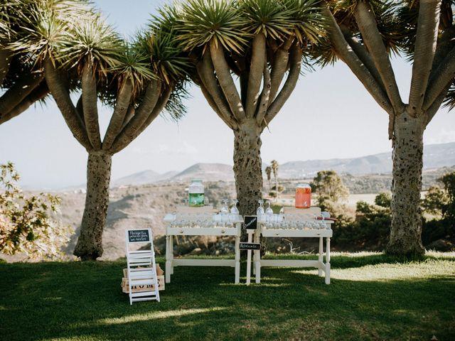 La boda de Daniel y Sara en Las Palmas De Gran Canaria, Las Palmas 37
