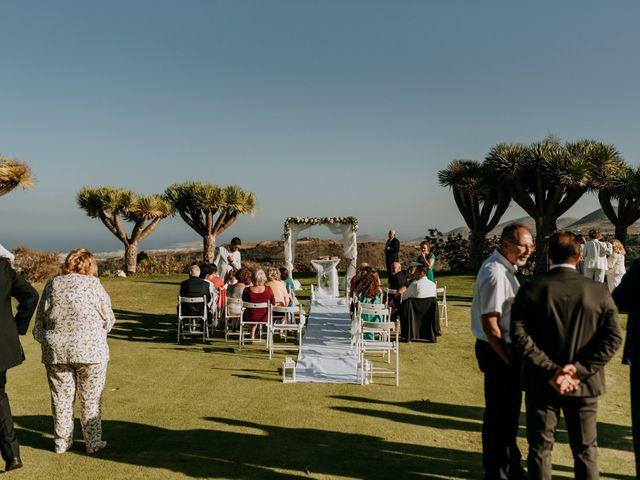 La boda de Daniel y Sara en Las Palmas De Gran Canaria, Las Palmas 39