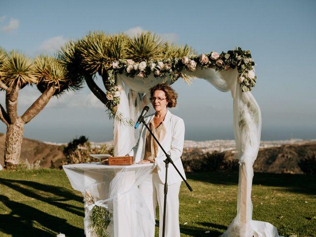 La boda de Daniel y Sara en Las Palmas De Gran Canaria, Las Palmas 41