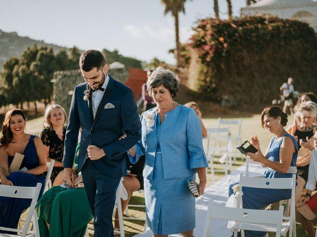 La boda de Daniel y Sara en Las Palmas De Gran Canaria, Las Palmas 43